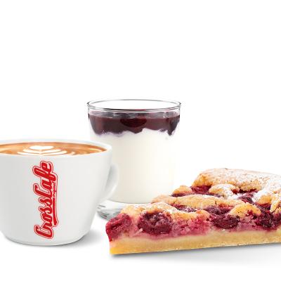 Snídaně - menu 1