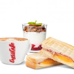 Snídaně - menu 3
