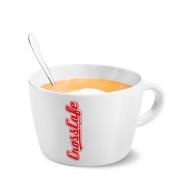 Savoury chickpea soup
