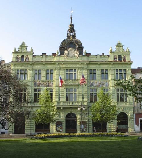Volné pozice - Plzeň Kavárna Měšťanská beseda