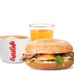 Snídaně - menu 4