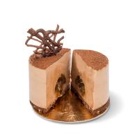 Čokoládový mousse s YUZU