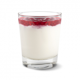 Fine Cottage Cheese with Fruit