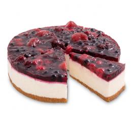 Berry White s lesním ovocem