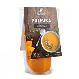 Jednoporcová dýňová polévka