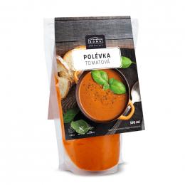 Jednoporcová tomatová polévka