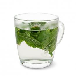 Čaj z čerstvé máty