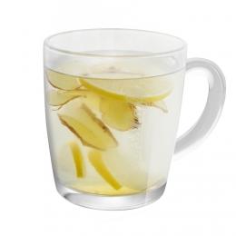 Tea from Fresh Ginger