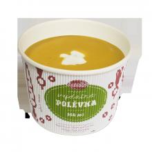 Hearty Lentil Soup with Coconut Milk