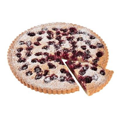 Francouzský koláč s višněmi