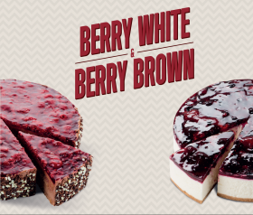 Berry White and Berry Brown