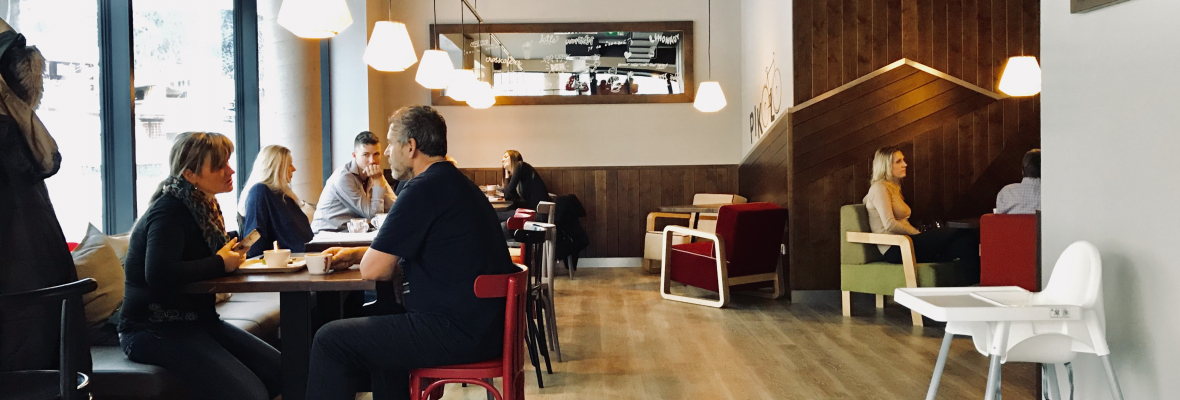 CrossCafe Klostermann